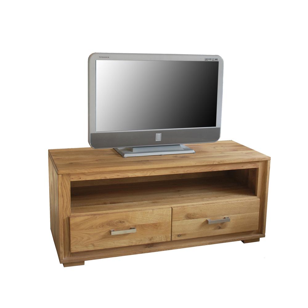 dębowa szafka TV